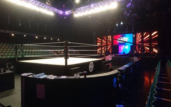 ITV Ring - Wrestling Rings Uk